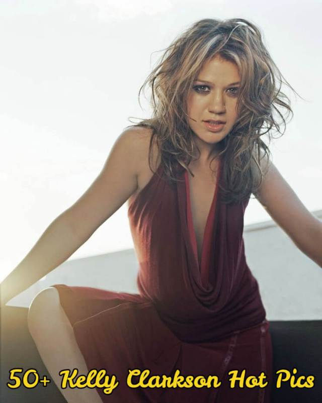 kelly clarkson hot (3)
