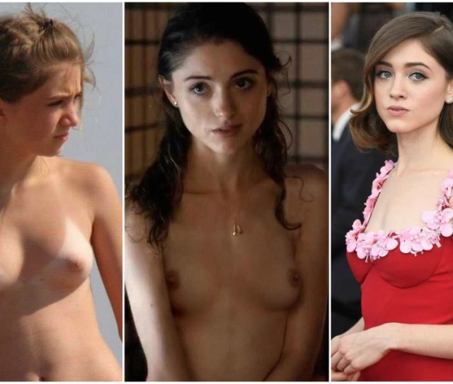Nude Pictures Of Natalia Dyer Which Demonstrate She Is The
