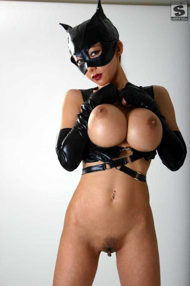 Catwoman pussy