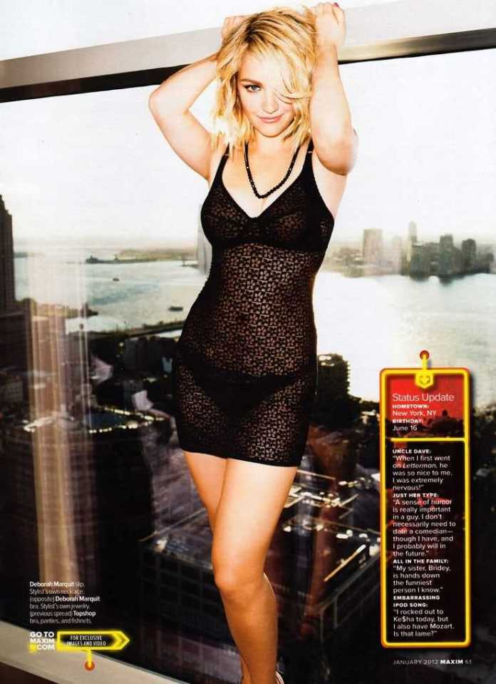 47 Abby Elliott Nude Pictures Will Make You Crave For More