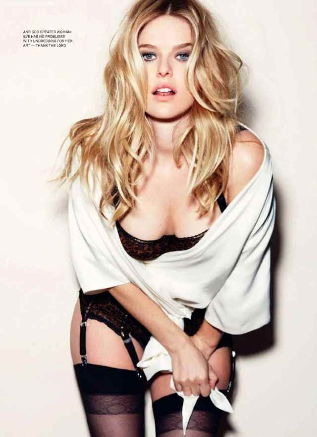 Alice Eve hot pictures