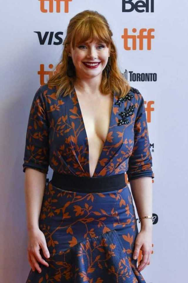 46 Bryce Dallas Howard Nude Pictures That Are Appealingly