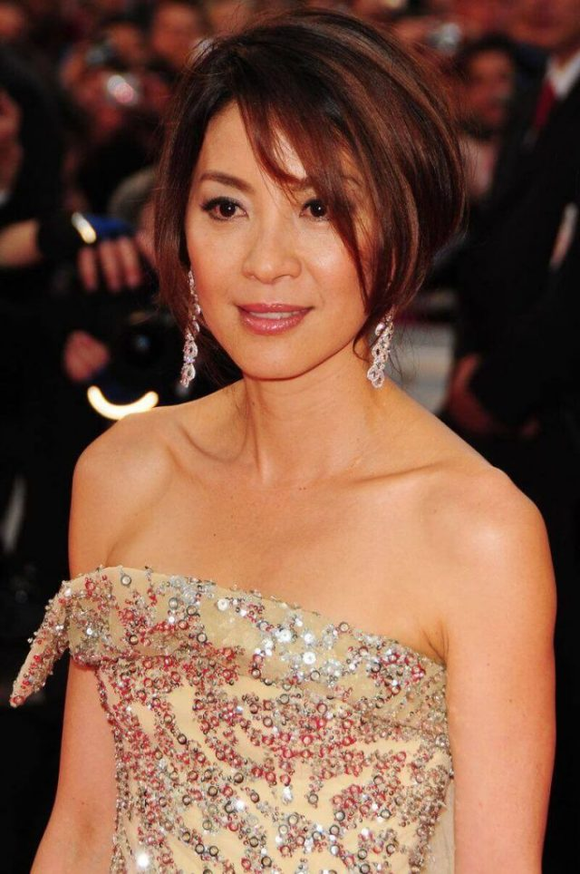 Michelle Yeoh topless