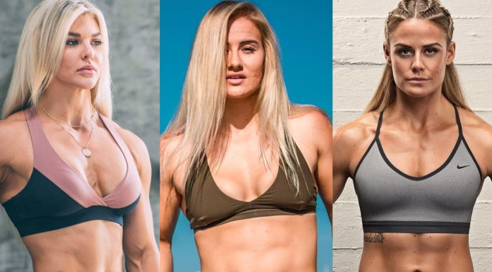 Top 40 Sexiest Crossfit Women of 2020