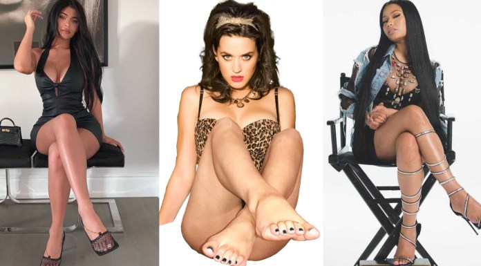 Top 50 Actresses With Sexiest Feet That Will Make Your Tongue Restless