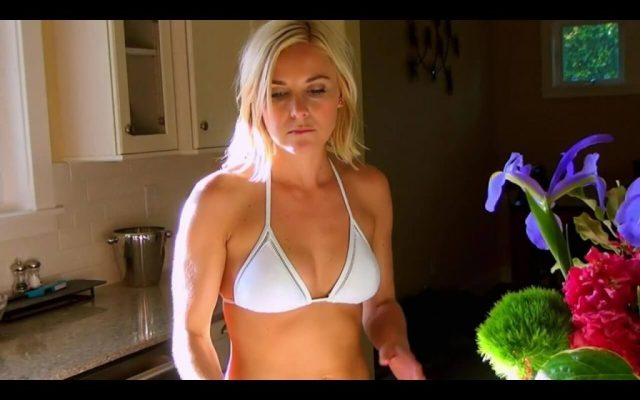 Renee Young topless