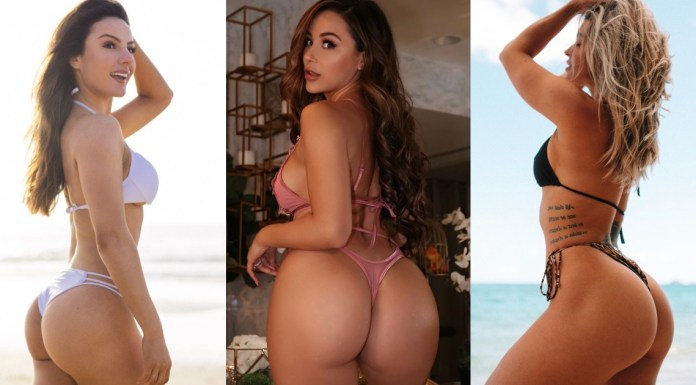 Top 50 Big Butts on Instagram - 2020