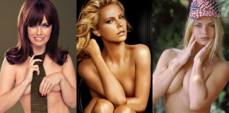 Top 50 Sexiest Celebs Who Posed For Playboy - 2020