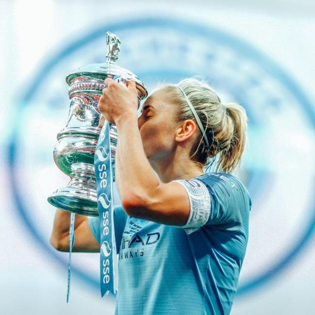 steph houghton happy time
