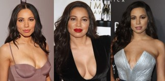 51 Sexy Jurnee Smollett-Bell Boobs Pictures Will Induce Passionate Feelings for Her