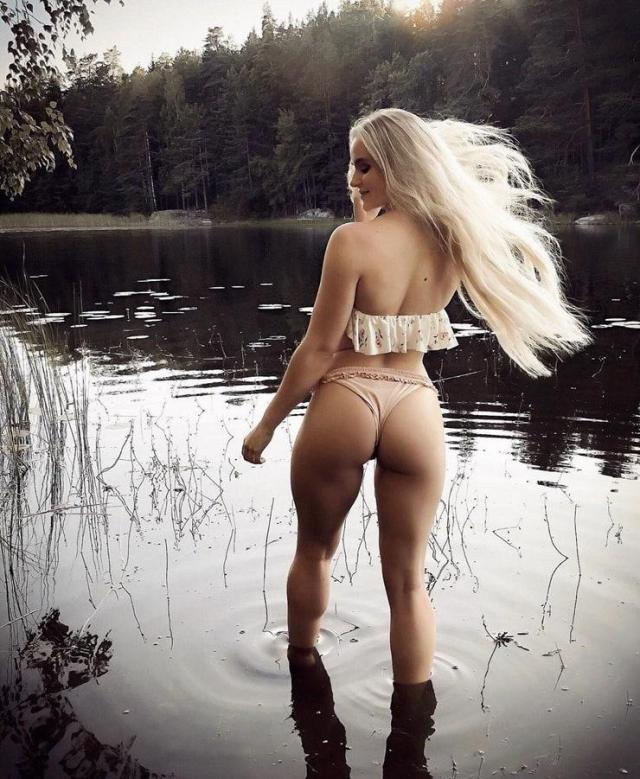 Anna Nystrom sexy ass pictures (2)