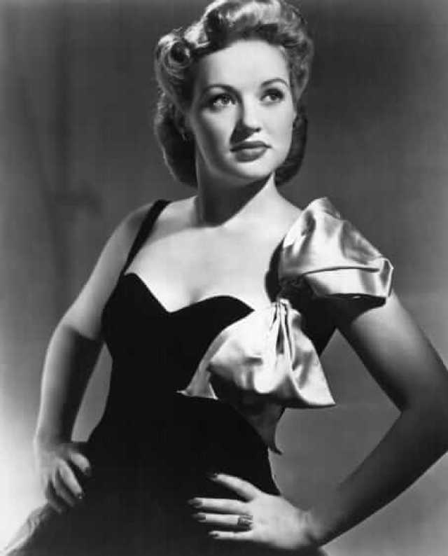 Betty Grable tits