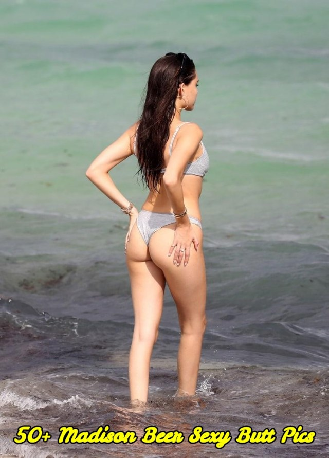Madison Beer sexy butt pics