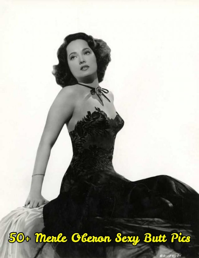 Merle Oberon tits pictures