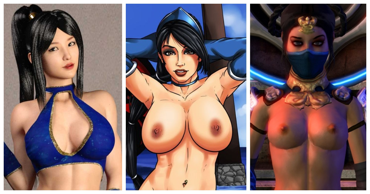 Mortal Kombat Kitana Porn - 51 kitana Nude Pictures Are An Exemplification Of Hotness | Best Of Comic  Books