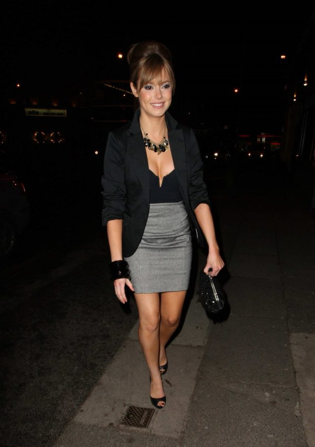 Hannah Tointon cleavages pics