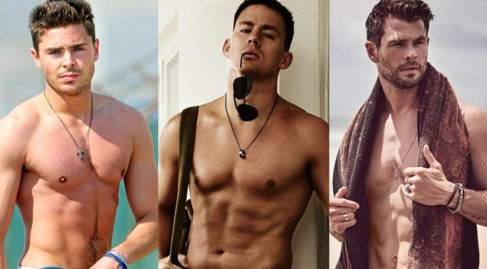 Top 50 Hottest Male Celebrities Of All Time - 2020