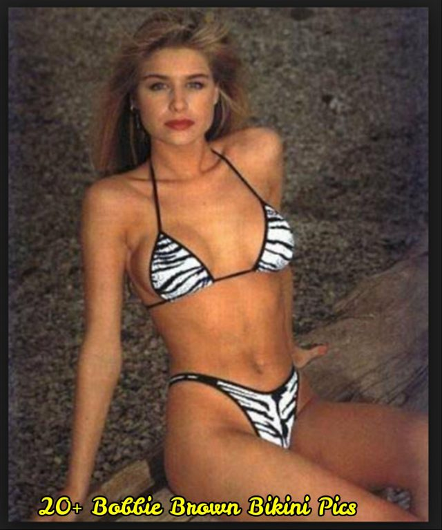 Bobbie Brown sexy pictures