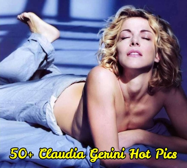 Claudia Gerini hot pics