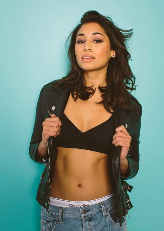 Meaghan Rath topless