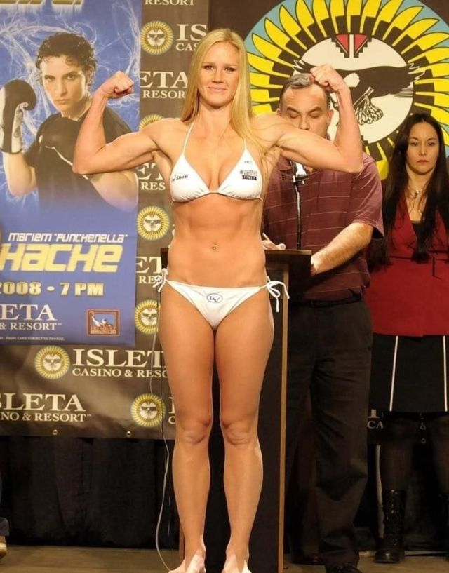 Holly Holm sexy pictures