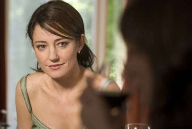 orla brady cleavage