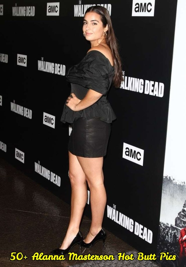 Alanna Masterson hot pictures