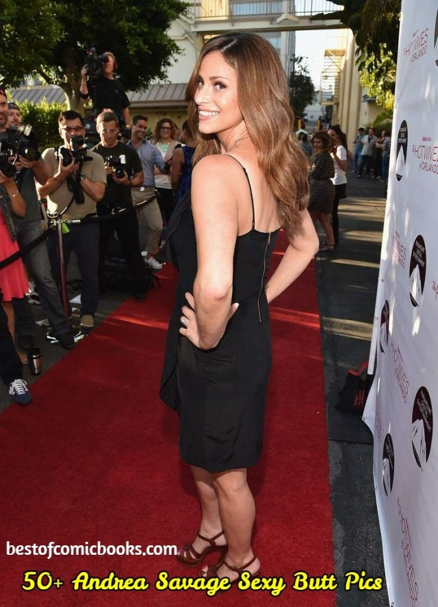 Andrea Savage sexy pictures