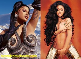 Cardi B Says She Feels Confident After Her Cosmetic Surgery For Feeling Underdeveloped (10 Pics)
