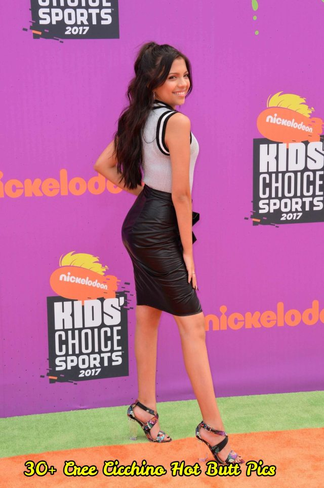 Cree Cicchino hot pictures