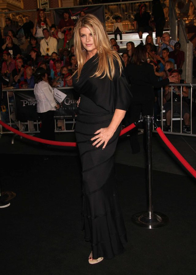 Kirstie Alley hot pic