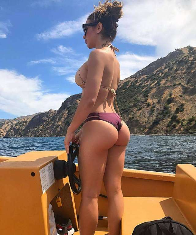 Chrystiane Lopes sexy look
