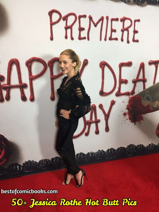 Jessica Rothe hot pictures