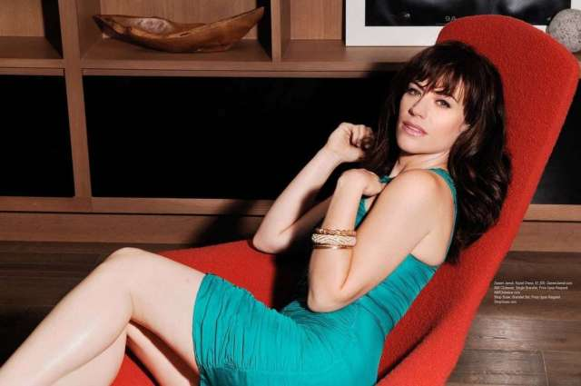 Maggie Siff hot look
