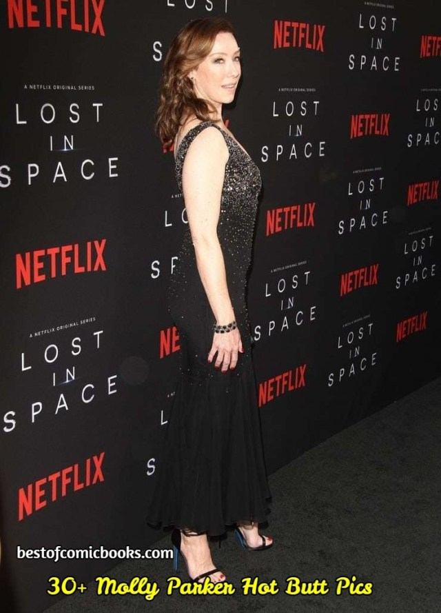 Molly Parker hot pictures