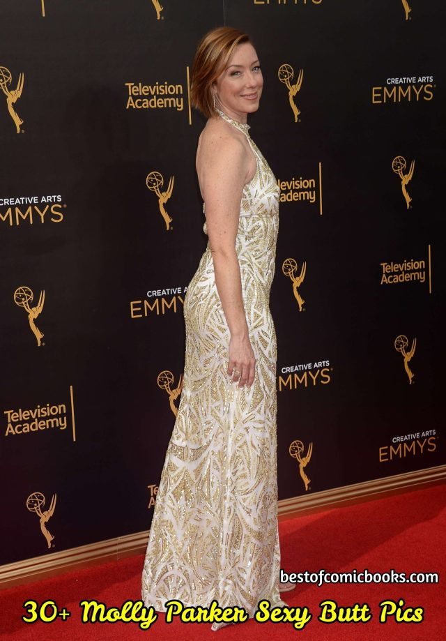 Molly Parker sexy pictures