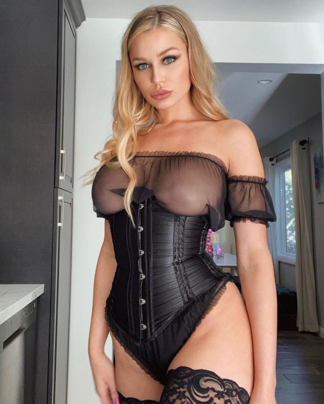 Kate Compton nicely sculpted figure
