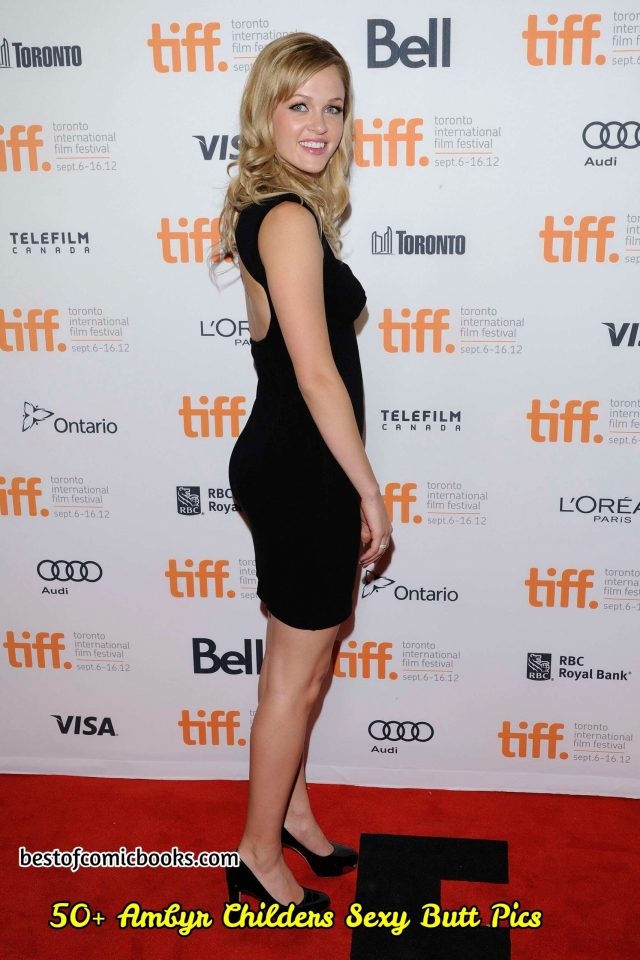 Ambyr Childers sexy pictures