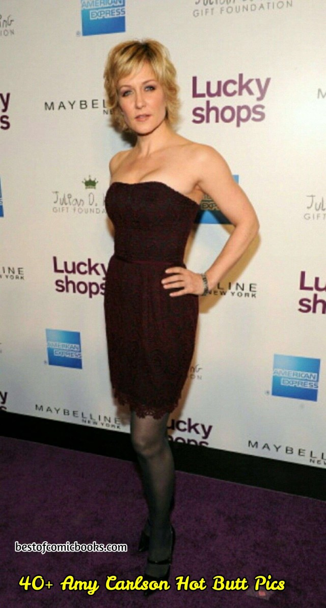 Amy Carlson hot pictures