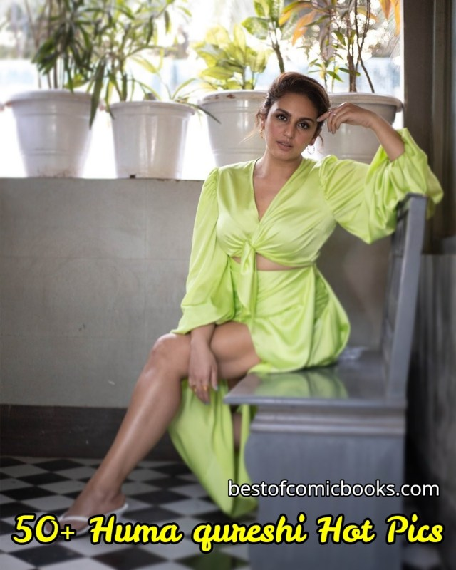 Huma qureshi Hot Pics
