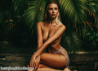 Polina Malinovskaya Poses Naked In A Photoshoot To Show Off Her Sexy Figure