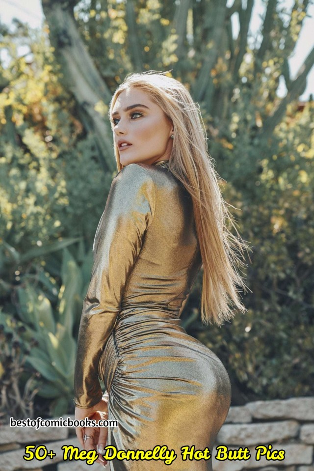 Meg Donnelly hot pictures