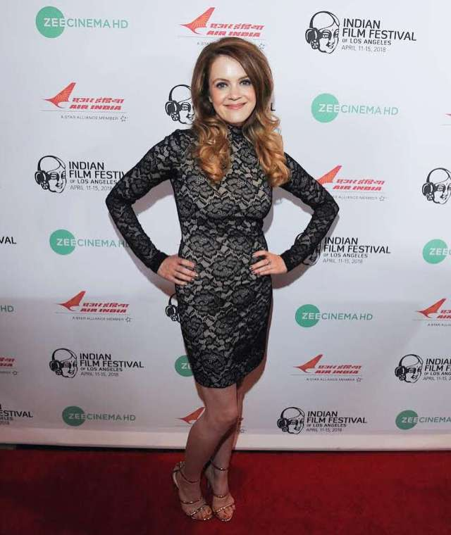 tracy mulholland red carpet