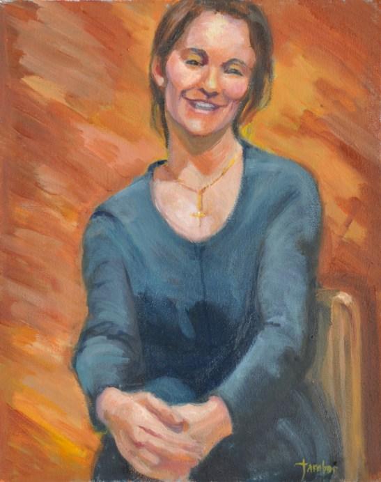 "Hilda Fay, actor ""Little Gem"" Best of Edinburgh Award winner 2009"