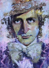 Willy Wonka Poster Size Archival Print
