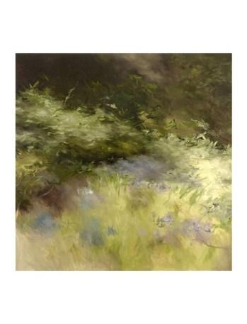Garden - giclee print (13 x 17)