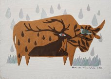 Buffalo, Collage, 2011