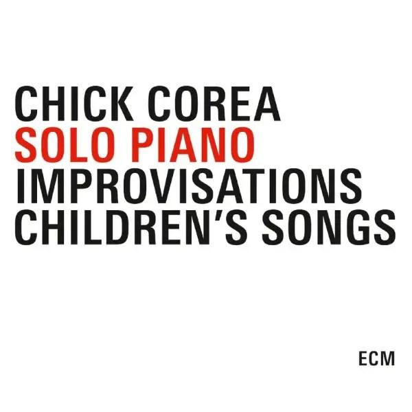 Chick Corea Solo Piano