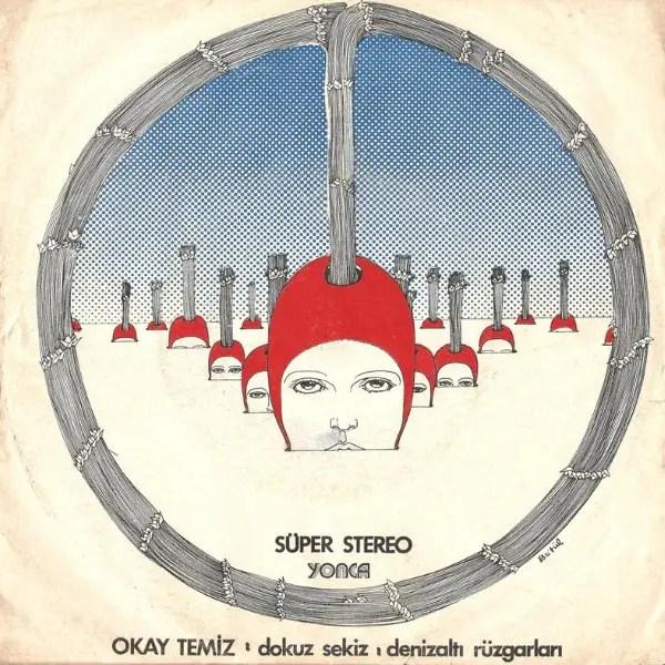 Goran Kajfes Subtropic Arkestra -Okay Temiz -- Denizaltı Rüzgarları & Dokuz Sekiz