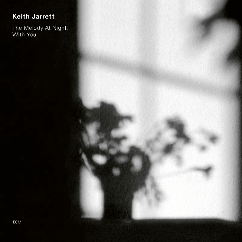 Keith Jarrett - The Melody At Night, With You 800